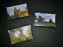 Sheriff Hutton Castle Large Fridge Magnet